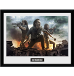 The Walking Dead Print 378089