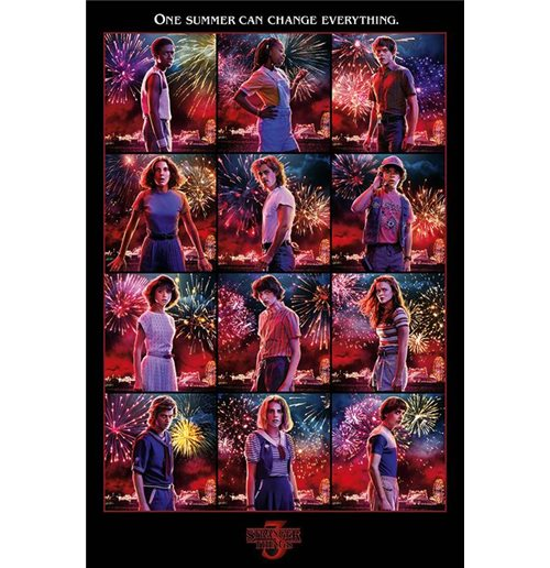 Stranger Things Poster 378231