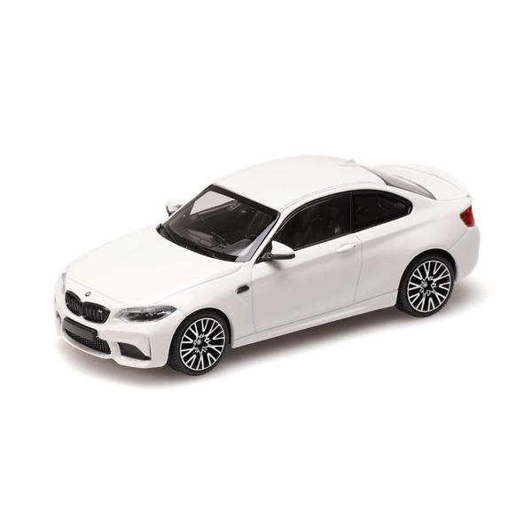 Official BMW M2 COMPETITION WHITE 2019: Buy Online On Offer