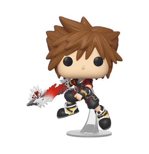 Kingdom Hearts 3 POP! Disney Vinyl Figure Sora w/Shield 9 cm