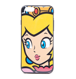 NINTENDO Super Mario Bros. Princess Peach Face Phone Cover for Apple iPhone 6, Multi-colour