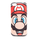 NINTENDO Super Mario Bros. Mario Face Phone Cover for Apple iPhone 5C, Multi-colour