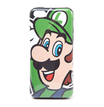 NINTENDO Super Mario Bros. Luigi Face Phone Cover for Apple iPhone 5C, Multi-colour