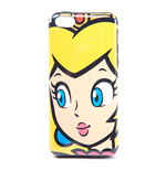 NINTENDO Super Mario Bros. Princess Peach Face Phone Cover for Apple iPhone 5C, Multi-colour