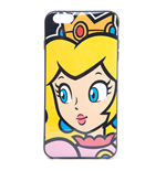 NINTENDO Super Mario Bros. Princess Peach Face Phone Cover for Apple iPhone 6 Plus, Multi-colour