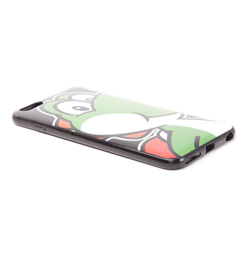 NINTENDO Super Mario Bros. Yoshi Face Phone Cover for Apple iPhone 6 Plus, Multi-colour