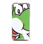 NINTENDO Super Mario Bros. Yoshi Face Phone Cover for Apple iPhone 5C, Multi-colour