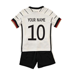 2020-2021 Germany Home Adidas Baby Kit (Your Name)