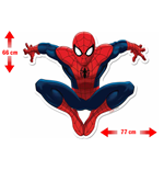 Ultimate SPIDER-MAN Wall Mounted Cut Out Wall Silhouette