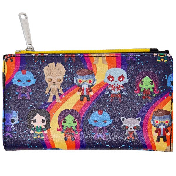 Guardians of the Galaxy Faux Leather Wallet