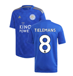 2019-2020 Leicester City Home Football Shirt (Kids) (Tielemans 8)