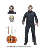 Halloween 2 Ultimate Michael Myers Af Action Figure