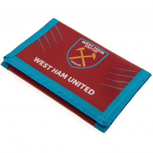 West Ham United FC Nylon Wallet SP