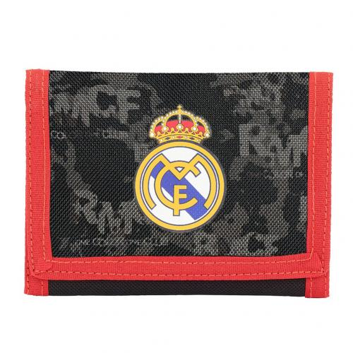Real Madrid FC Nylon Wallet BR