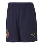 2020-2021 Italy Puma Away Shorts (Navy)