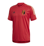 2020-2021 Belgium Adidas Training Shirt (Red)