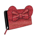 Disney Purse / Business Card Holder Minnie Bow