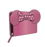 Disney Purse / Business Card Holder Pink Minnie
