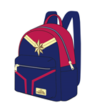 Captain Marvel Casual Fashion Backpack Suit  22 x 23 x 11 cm