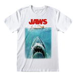 JAWS: Poster T-shirt (Unisex)
