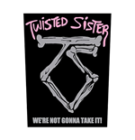 Twisted Sister Patch 380676