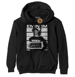 Eminem - Arrest Hooded Sweatshirt (Unisex)