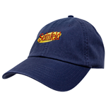 Seinfeld Logo Adjustable Dad Hat