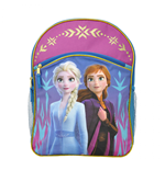 Disney Frozen 2 Elsa  and  Anna Large 16 Backpack