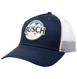 Busch Light Adjustable Trucker Hat