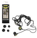 Batman In Ear Headphone Ear Buds
