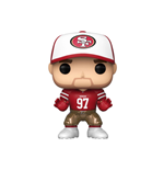 NFL POP! Sports Vinyl Figure Nick Bosa (49ers) 9 cm