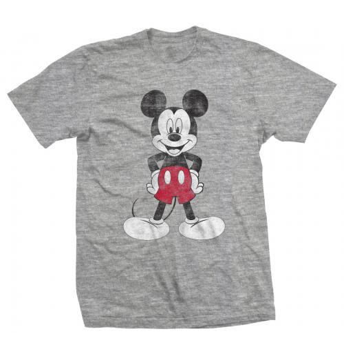Disney Unisex Tee: Mickey Mouse Pose