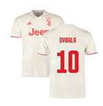 2019-2020 Juventus Away Shirt (Dybala  10)