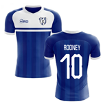 2019-2020 Everton Home Concept Football Shirt (ROONEY 10)