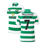 2019-2020 Celtic Home Shirt (Larsson 7)