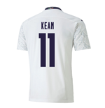 2020-2021 Italy Away Puma Football Shirt (Kids) (KEAN 11)