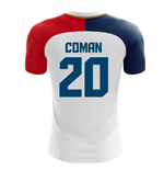 2018-19 France Away Concept Shirt (Coman 20) - Kids