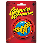 DC Comic Bicycle Bell Wonder Woman