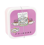 Friends: Snack Boxes Set 3 Snack Box