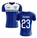 2019-2020 Everton Home Concept Football Shirt (COLEMAN 23)