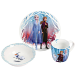 Frozen 2 Breakfast Set Elsa & Anna