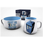 Doctor Who Breakfast Set 382445