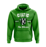 Celtic Established Hoody (Green)