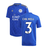 2019-2020 Leicester City Home Football Shirt (Kids) (CHILWELL 3)