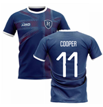 2019-2020 Glasgow Home Concept Football Shirt (COOPER 11)