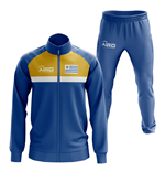Uruguay Concept Football Tracksuit (Blue)