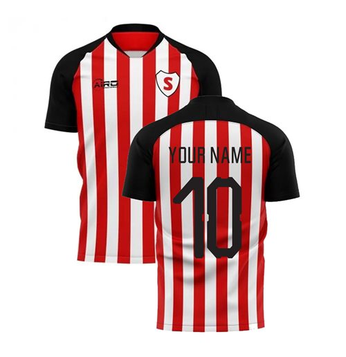 2019-20 Sunderland Home Concept Football Shirt (Your Name)