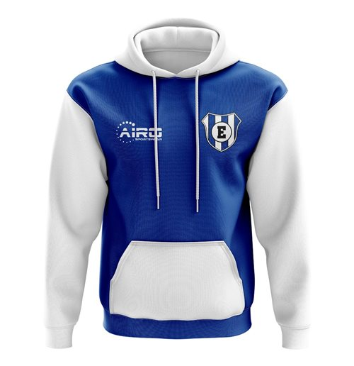 Everton Concept Club Football Hoody (Blue)
