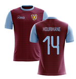 2019-2020 Villa Home Concept Football Shirt (Hourihane 14)