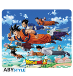 Dragon ball Mouse Pad 383011